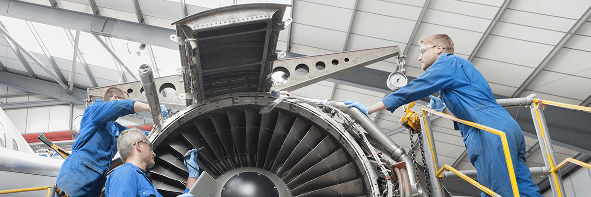 webcast maintenance aéronautique 4CAD MRO