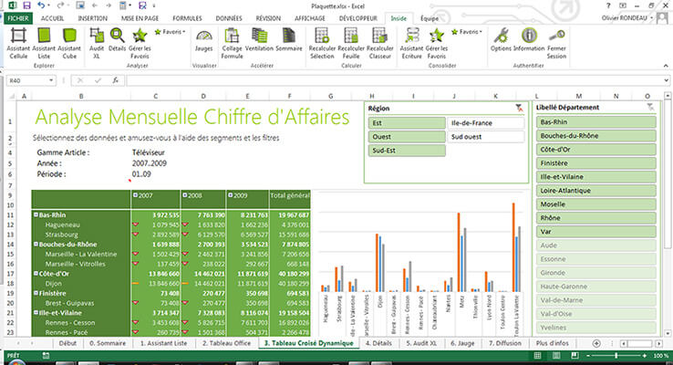 solution de reporting pour sage x3